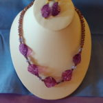 Plum Splender Necklace